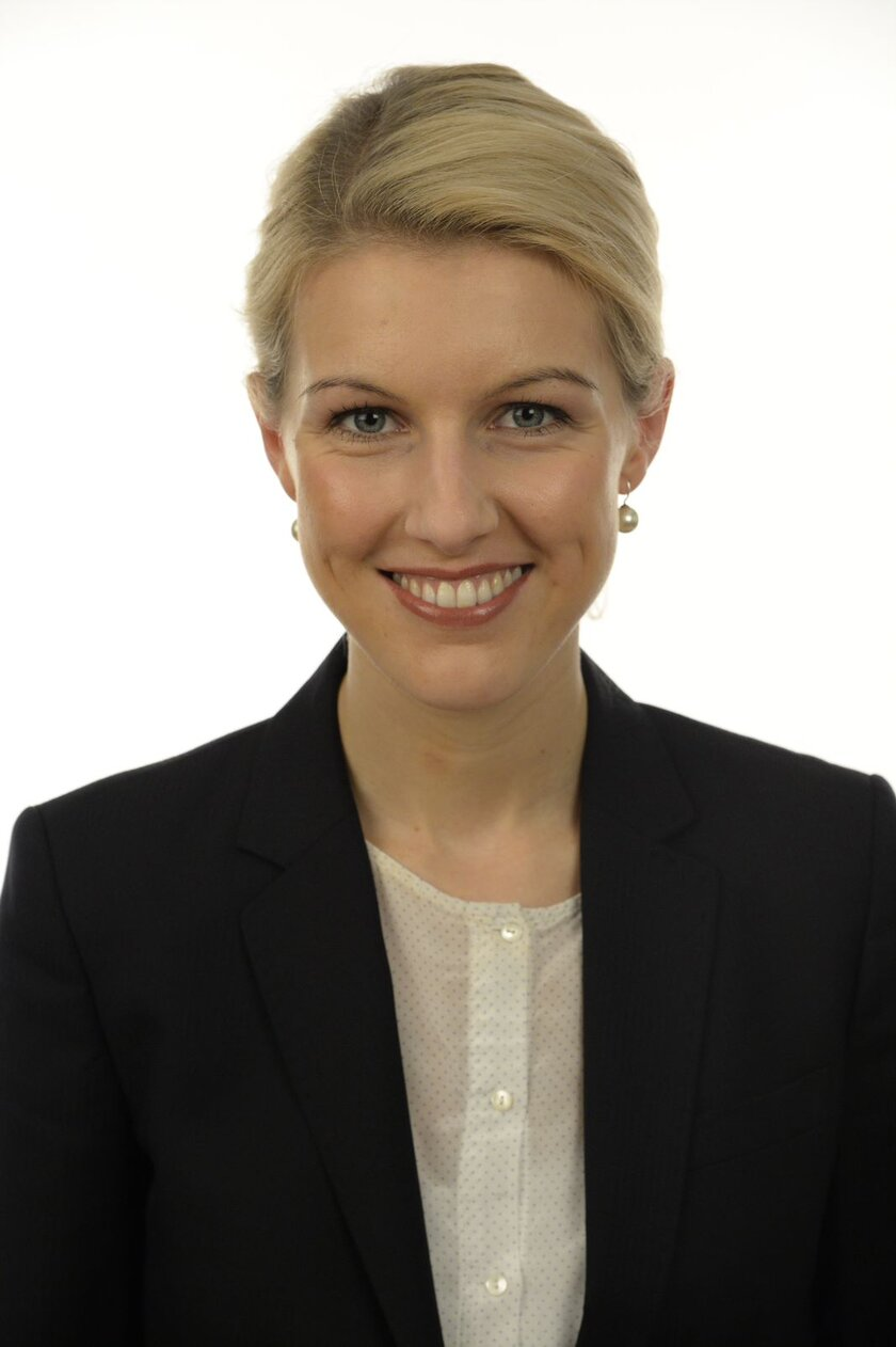 Katharina Jünger, Co-Founder und CEO TeleClinic