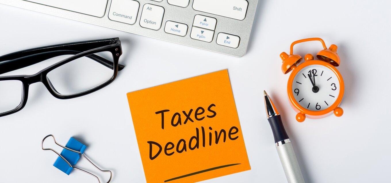 Steuerfristen 2021