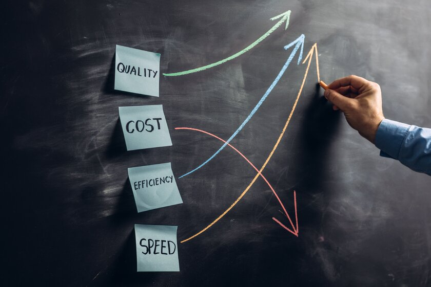 Speed up your business with low costs
