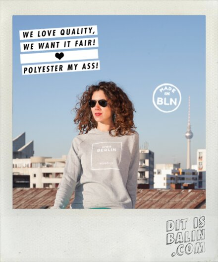 DIT IS BALIN Authentic Apparel Produktion